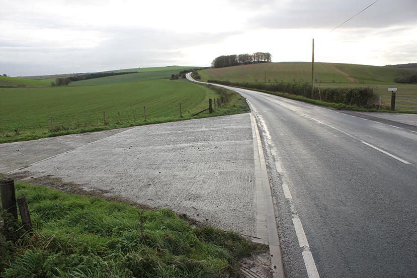 highwayconcreteaccess