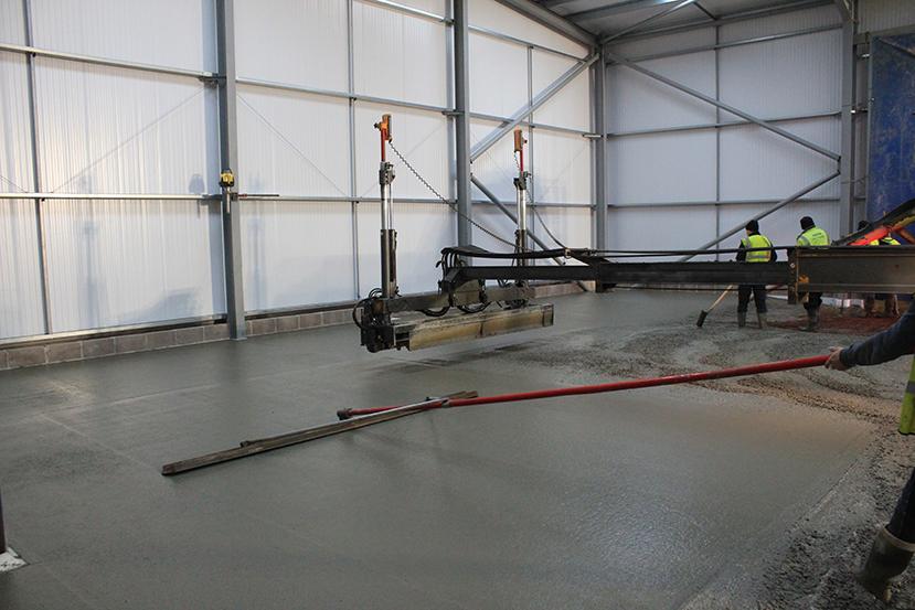 Concreting | Industrial Flooring | R M Mogridge contracting Ltd