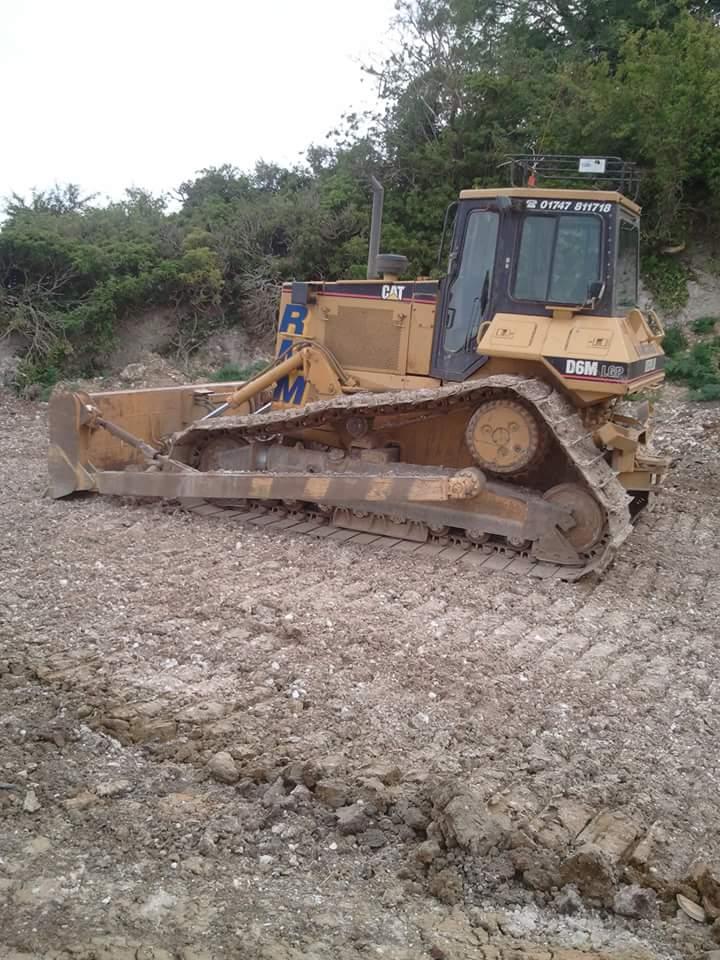CatD6mbulldozer