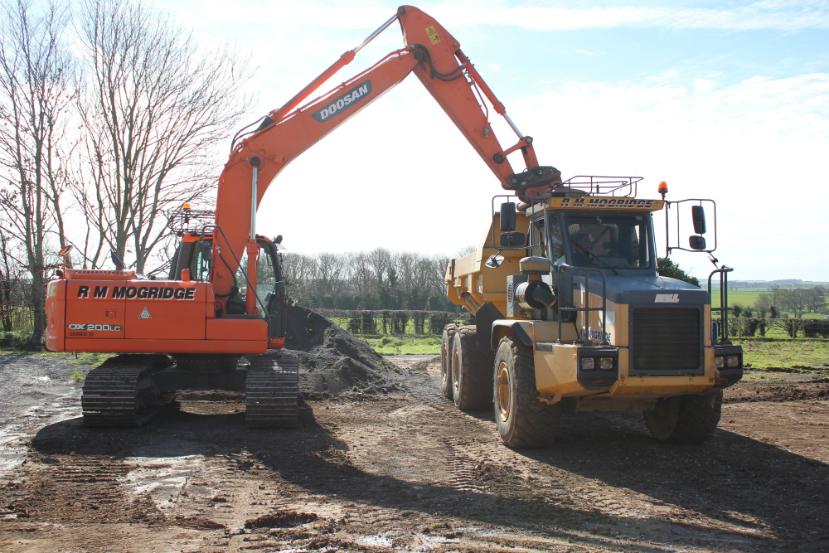 R M Mogridge contracting Ltd | Construction | Civil engineering